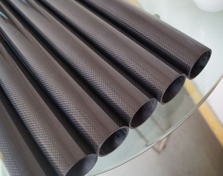 OEM Light Weight 3k Carbon Fiber Tube Use For Drone Plane