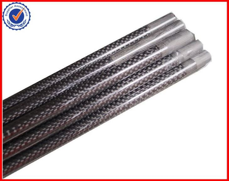 Carbon Fiber and Fiberglass Rods Blank for Wholesale in China